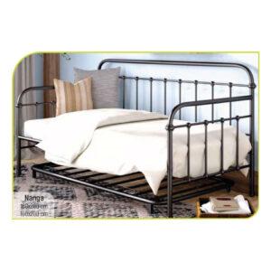ferforje kanepe yatak