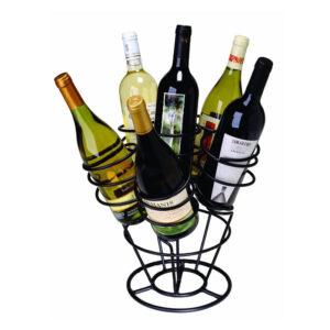 ferforje şaraplık modelleri