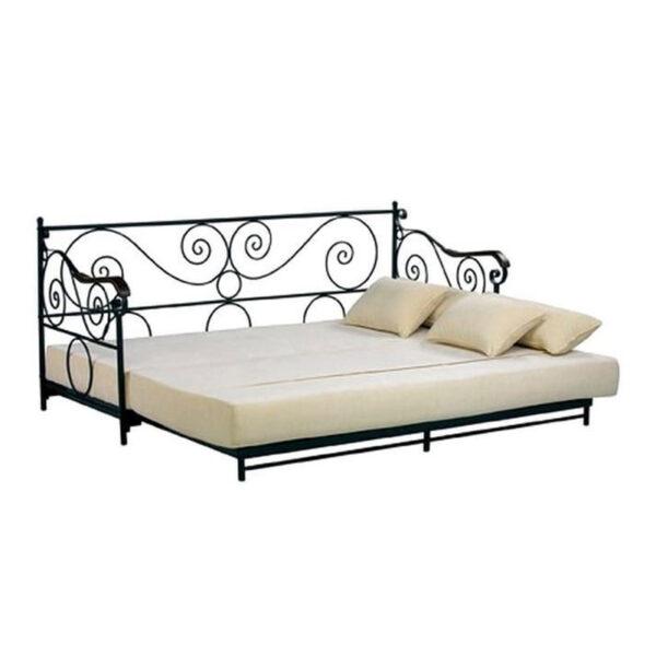 ferforje yataklı kanepe