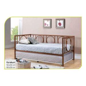ferforje yataklı kanepeler