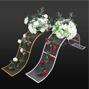 ferforje düğün stand