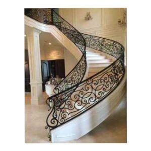 ferforje merdiven korkuluk